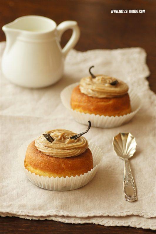 Baba Au Rhum Rezept mit Maronen Creme #babaaurhum #maronen #dessert #französisch #backen