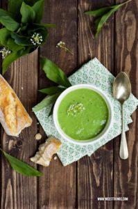 Bärlauchsuppe Rezept Bärlauch Suppe Frühlingsrezept #bärlauch #suppe #bärlauchsuppe #bärlauchrezepte #frühlingsrezepte #suppenrezepte #soup #ramson #wildleek