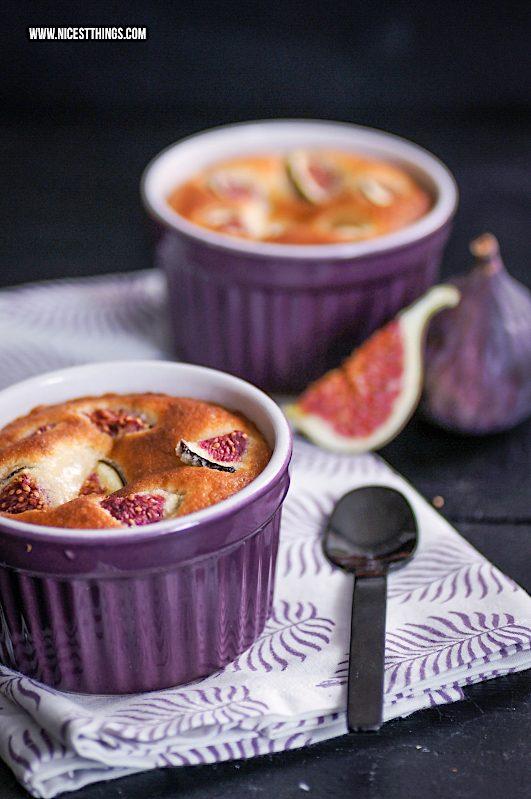 Feigen Dessert Feigen Soufflé Rezept #feigen #souffle #feigenrezepte #dessert #herbstrezepte