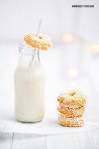 Mini Donuts Rezept aus dem Donutmaker Mini Donut Maker #donuts #donut #donutmaker #minidonuts #foodblogger #rezept