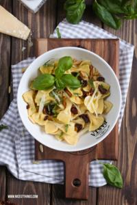 Nudeln selber machen Farfalle Pasta Rezept