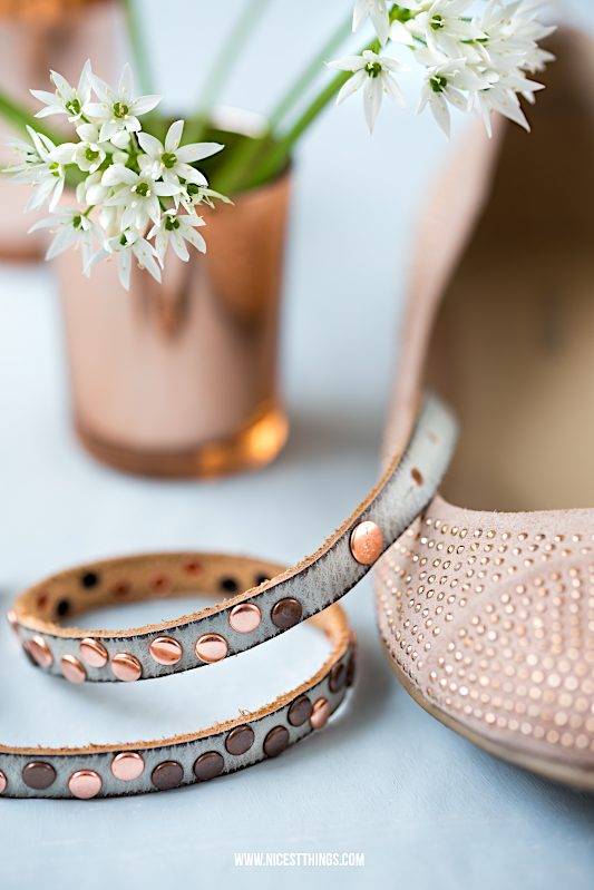 Accessoires Rosegold Armband Ballerinas Windlicht Kupfer #accessoires #rosegold #armband #windlicht #kupfer #ballerinas #