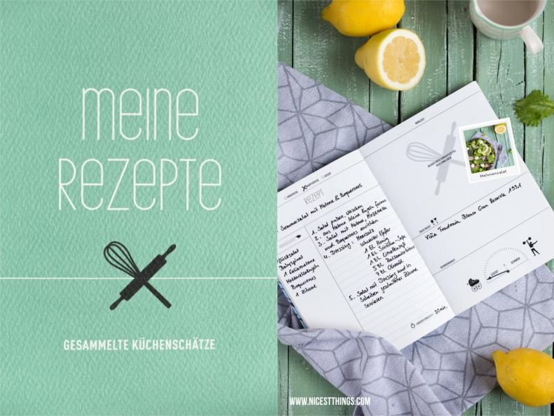 Blanko Rezeptbuch InterPapp Meine Rezepte