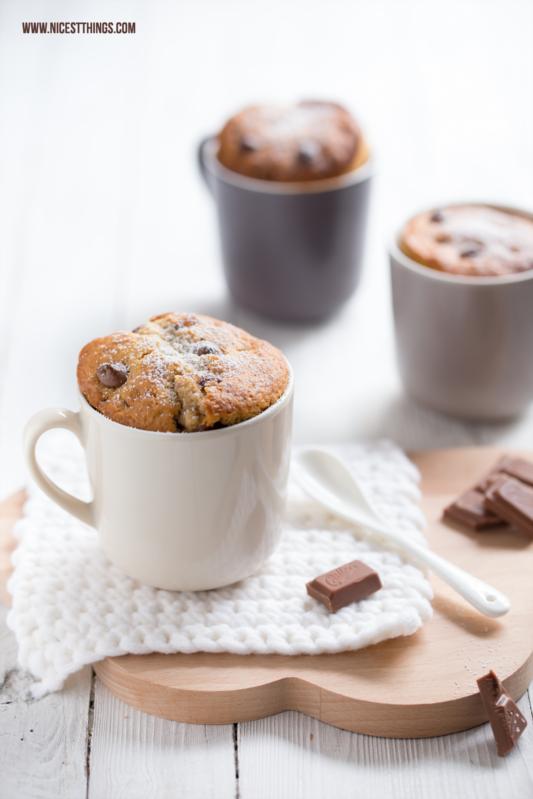 Chai Tassenkuchen Rezept Schoko Mug Cakes #chai #tassenkuchen #schokolade #mugcakes #chailatte