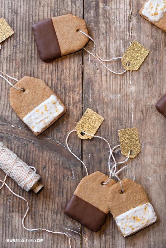 Teebeutel Kekse Rezept Teabag Cookies #teebeutel #kekse #teebeutelkekse #teabags #cookies #plätzchen #teabagcookies #geschenkideen