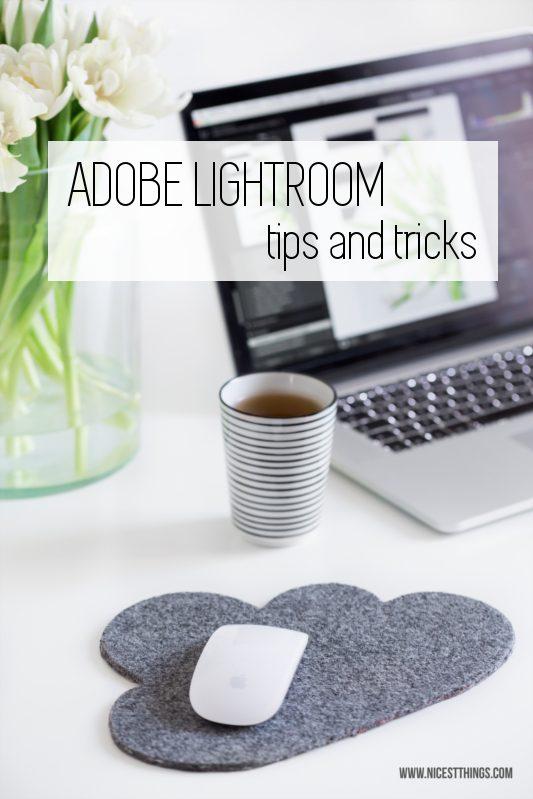Bildbearbeitung in Lightroom, Tipps und Tricks