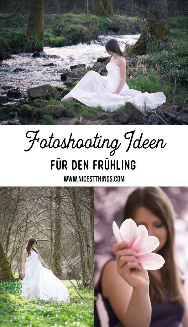 Fotoshooting Ideen im Frühling Portraitshooting #shooting #fotoshooting #frühling #fotografie #themenshooting #portraitshooting