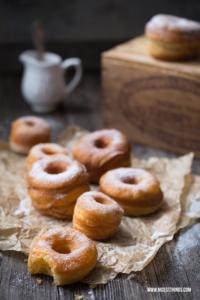 Cronut Rezept: Cronuts selber machen aus Blättert...
