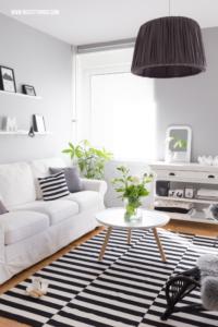 Tipps für ein schönes Zuhause Wohnzimmer skandinavisch einrichten
