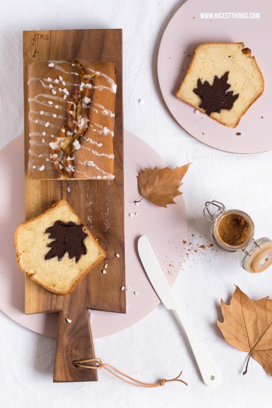 Motiv Kuchen Rezept Motivkuchen Backen Mit Herz Herbst Blatt