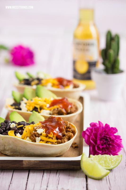 Tortillas Tacos mexikanische Party