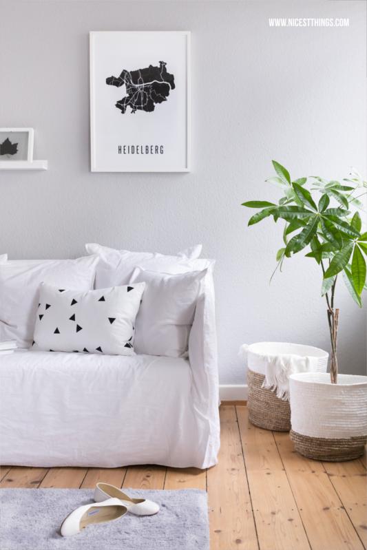 Gervasoni Ghost Sofa & unser Wohnzimmer im Wa...