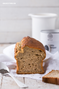 Bananenbrot Rezept gesund vegan Clean Eating