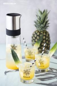 Eistee Rezept Ananas