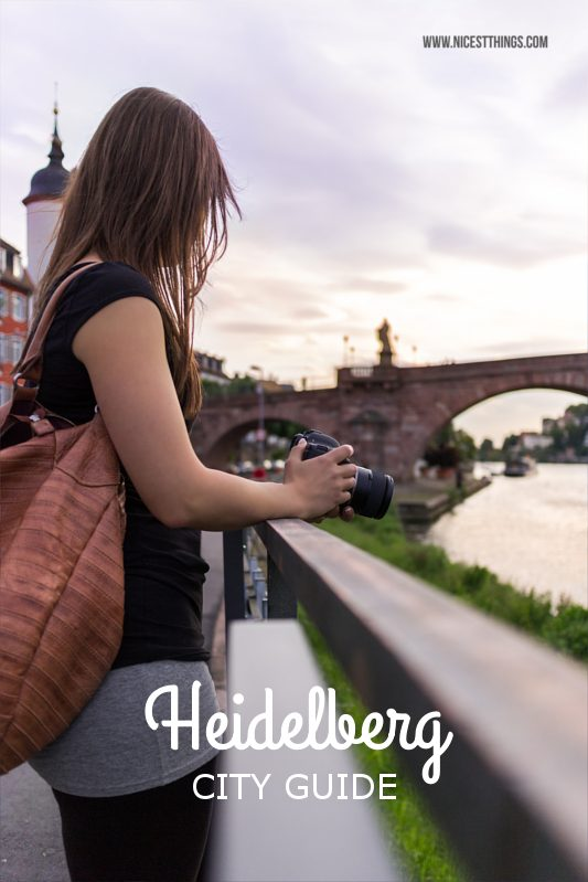 Heidelberg City Guide Amoroso La Flamm