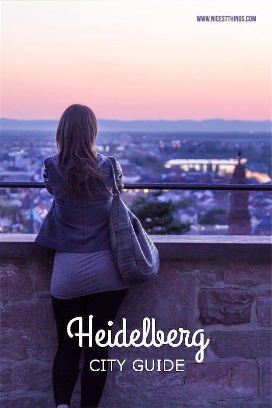 Heidelberg City Guide Franz Soupmarine Unter Freunden