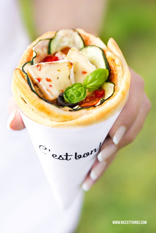 Pizza Cones Pizza Tüten #pizzacones #pizza