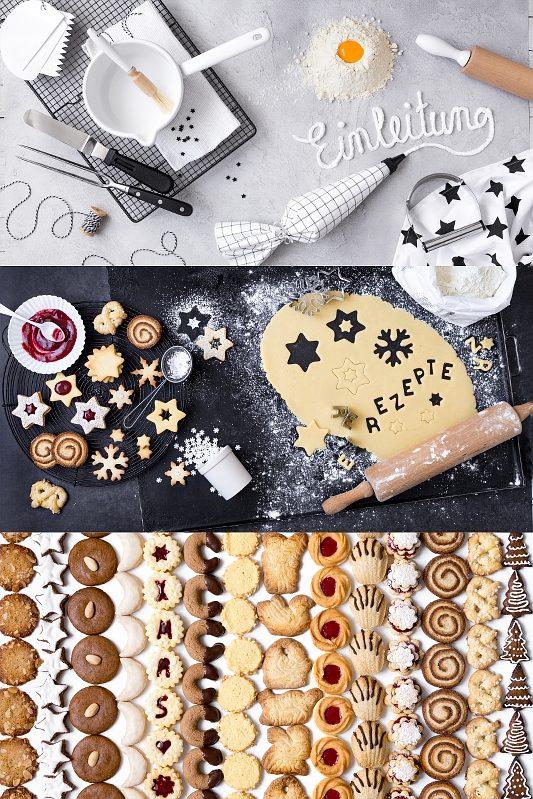 Glutenfreie Plätzchen Rezepte zu Weihnachten