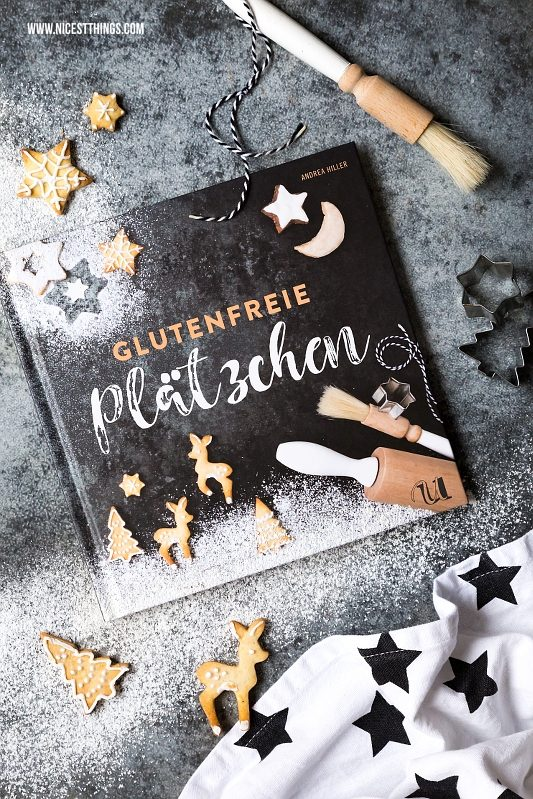 Glutenfreie Plätzchen Buch Umschau Verlag Andrea Hiller