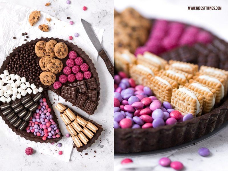 Candy Tarte Sweets Cake Rezept Fur Eine Sussigkeiten Tarte