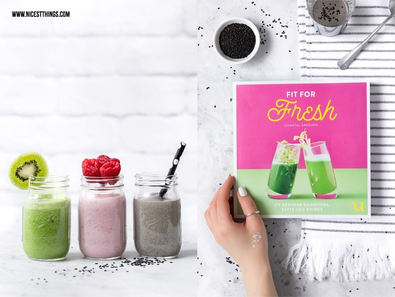 Fit For Fresh, Chantal Sandjon, Umschau Verlag