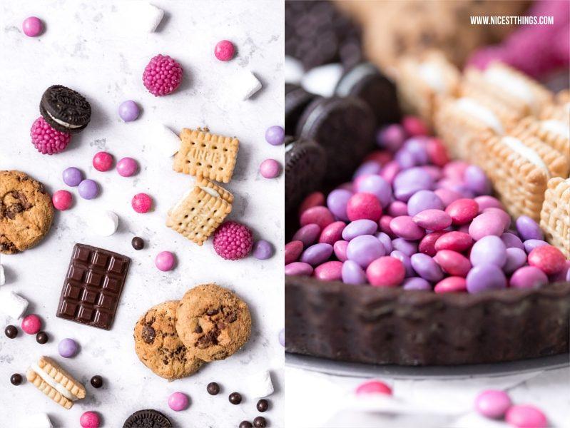 Sweets Cake Rezept: Candy Tarte mit Süßigkeiten