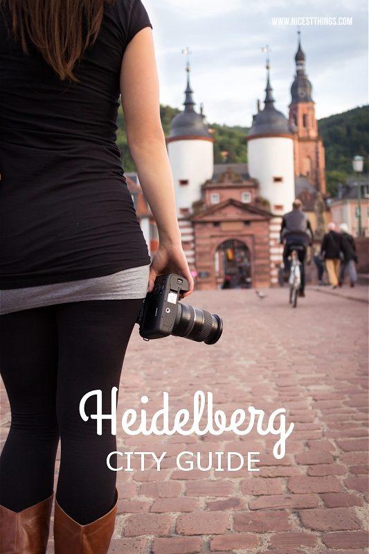 Heidelberg City Guide Insider Tipps Restaurants Cafes