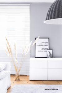 Pampasgras Wohnzimmer Trend Gras #wohnzimmer #interior #wohntrends #pampasgras