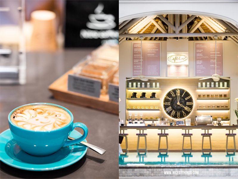 Café LUX Mauritius Belle Mare