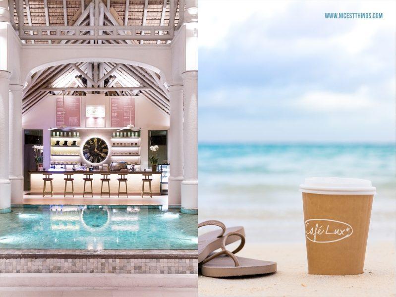 Mauritius LUX Belle Mare Café LUX
