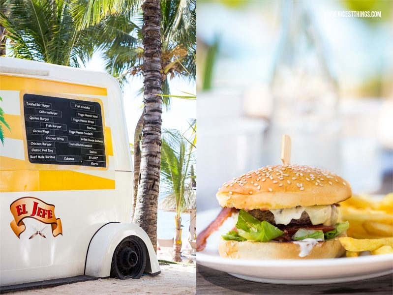 LUX Belle Mare Food Truck