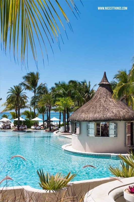 Mauritius LUX Belle Mare Mari Kontan