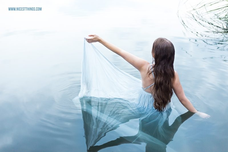 See Shooting im Wasser Trash The Dress