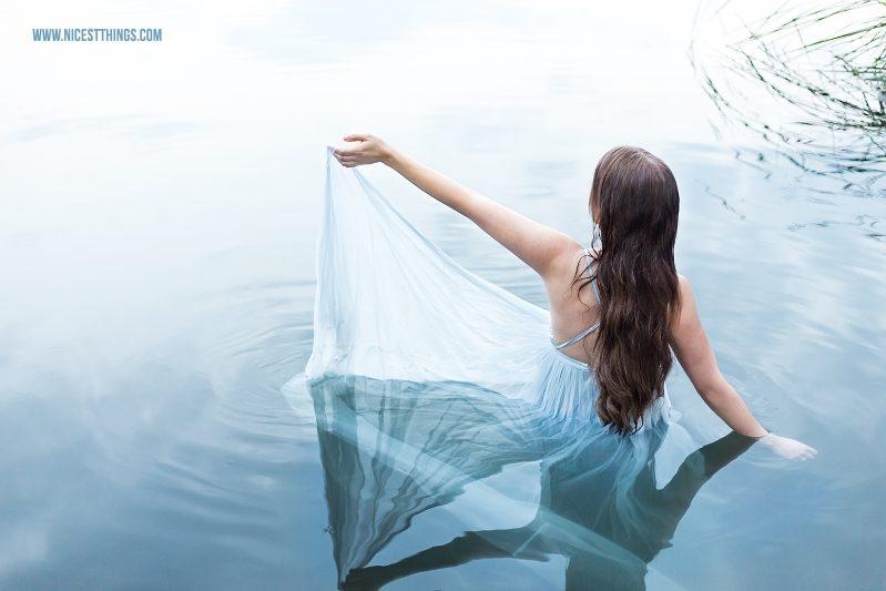 See Shooting im Wasser Trash The Dress
