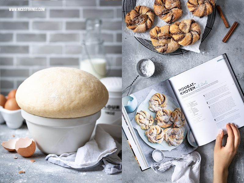 Edeka backbuch Backen das Buch Rezension
