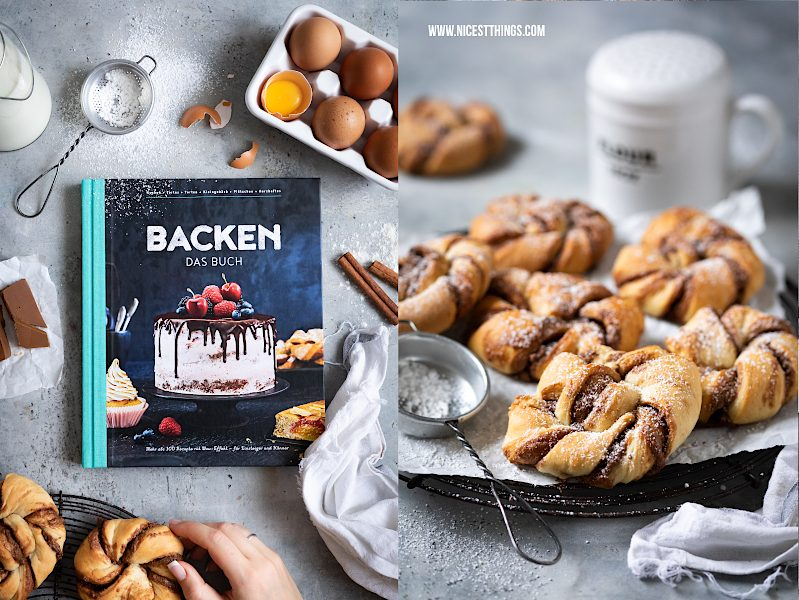 Backen das Buch Edeka Backbuch Rezension