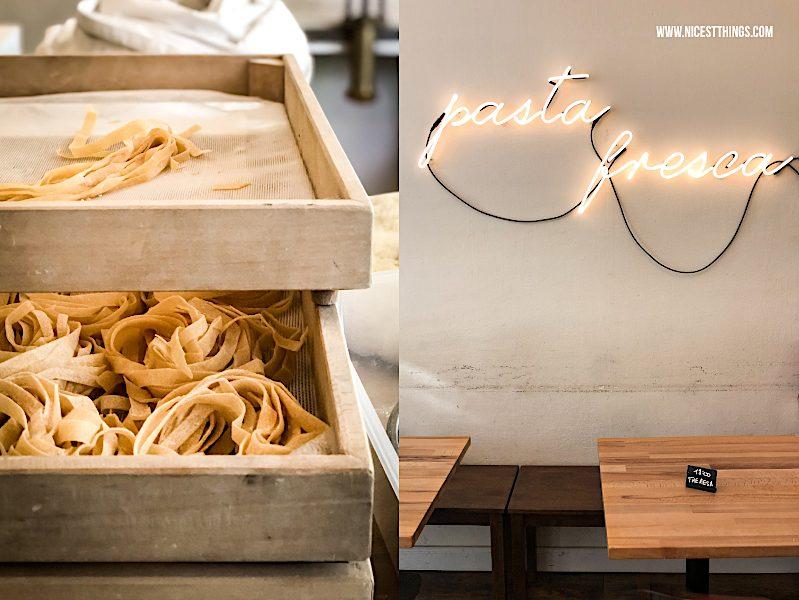Pastificio Tosatti italienisches Restaurant Berlin Pasta Berlin Nudeln