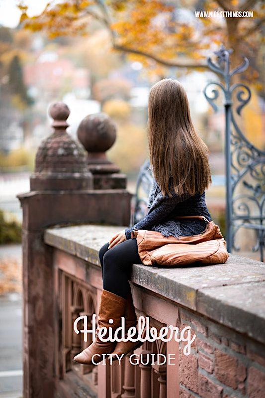 Heidelberg Tipps Heidelberg City Guide #heidelberg #städtetrip #cityguide #reisen #deutschland