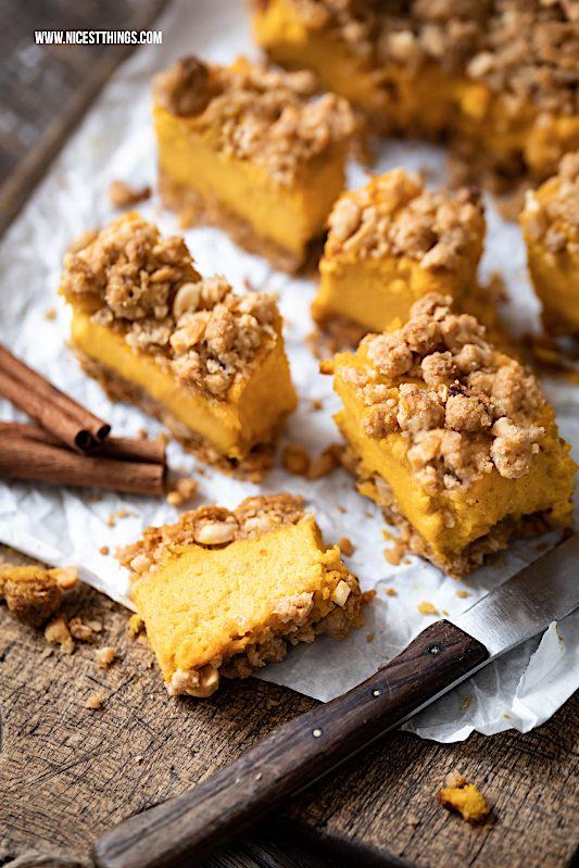 Kürbis Käsekuchen Rezept Pumpkin Cheesecake Pumpkin Spice Streusel #kürbis #pumpkinspice #cheesecake #kürbiskuchen #herbstrezepte #kürbisrezepte