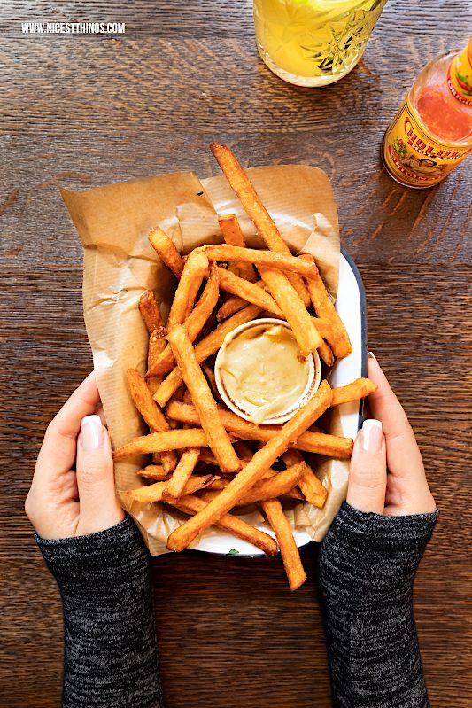 Adelitas Mexikaner Heidelberg Süßkartoffel Pommes Fries Chipotle Mayo #adelitas #chipotle #süßkartoffel #süßkartoffelpommes #sweetpotato
