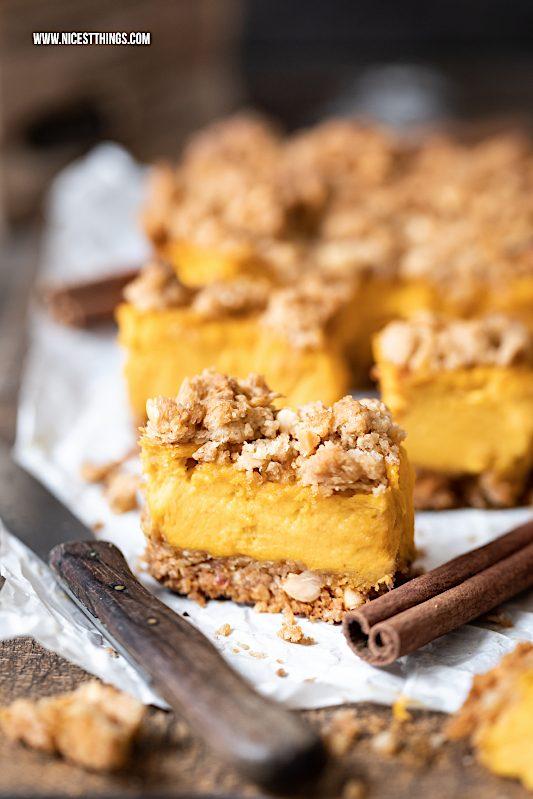 Kürbis Cheesecake Kürbis Käsekuchen Rezept Pumpkin Spice Streusel #kürbis #pumpkin #pumpkinspice #kürbisrezepte #cheesecake #käsekuchen