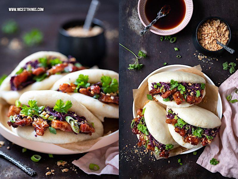 Bao Buns Rezept Gua Bao Burger Thermomix