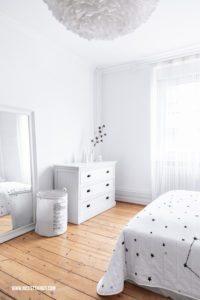 Aufräumen Tipps tricks Schlafzimmer Konmari Marie Kondo #aufräumen #ausmisten #entrümpeln #konmari #mariekondo #schlafzimmer frühjahrsputz