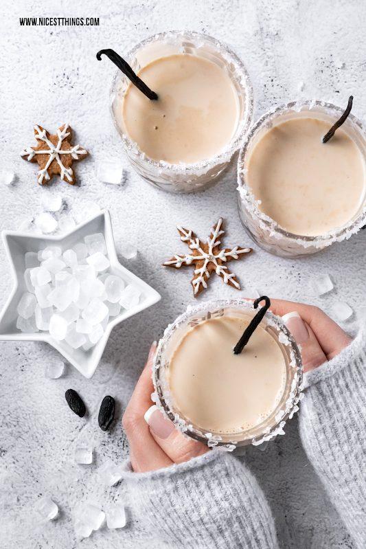 Winterpunsch Teepunsch Schneepunsch Punsch vegan Rezept Kandis Mandelmilch Tee Tonka Vanille Creme de Cacao #punsch #kandis #punschrezepte #kandismoment #vegan #mandelmilch #tonka #cremedecacao #vanille
