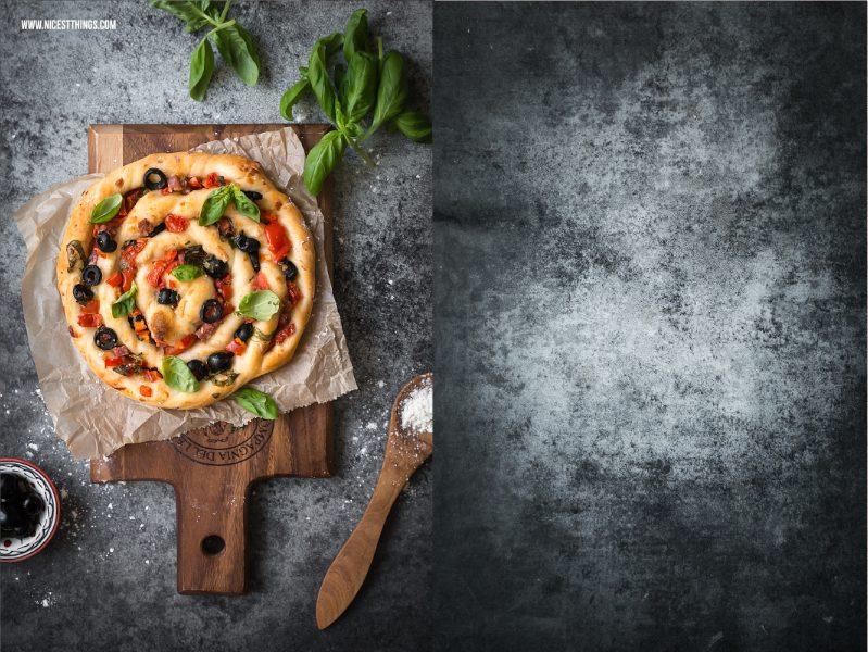 Food Fotografie Hintergrund Stein Granit Grunge