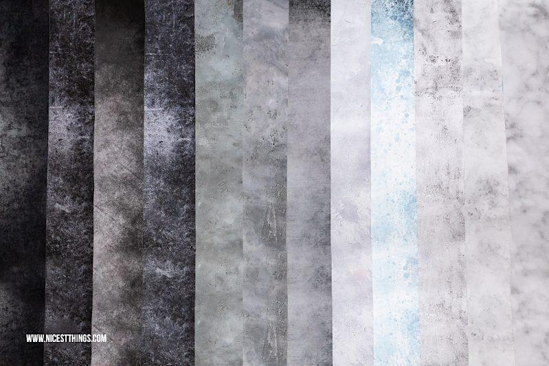 Food Fotografie Untergrund Hintergrund Beton Marmor Stein Granit