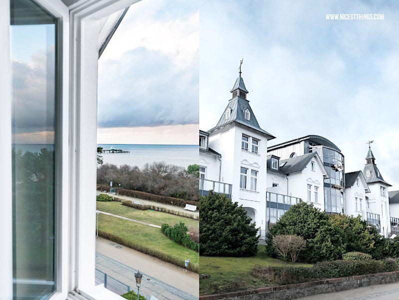 Hotel Zinnowitz Hotel Asgard Asgards Meereswarte