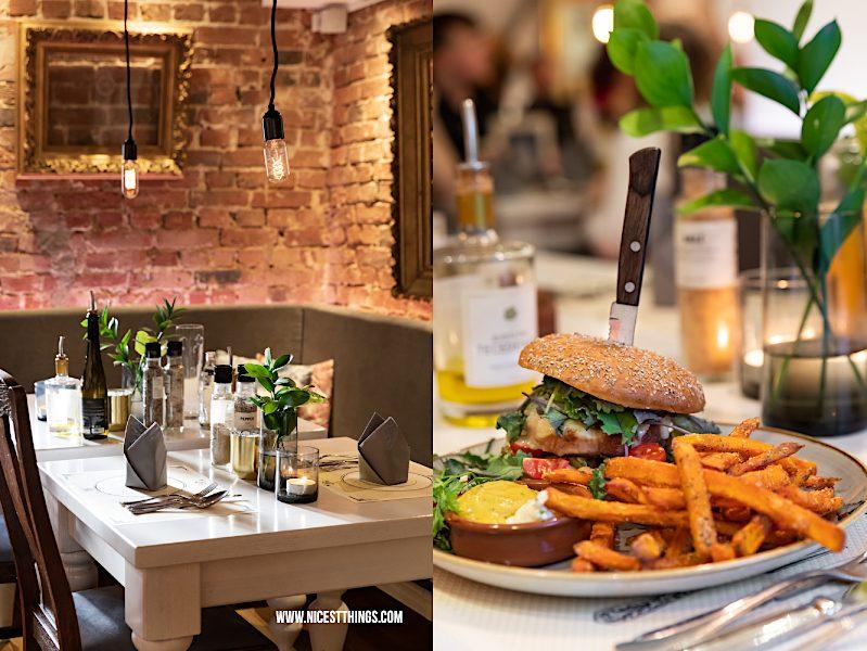 Restaurant Zinnowitz Pier 14 Usedom Burger