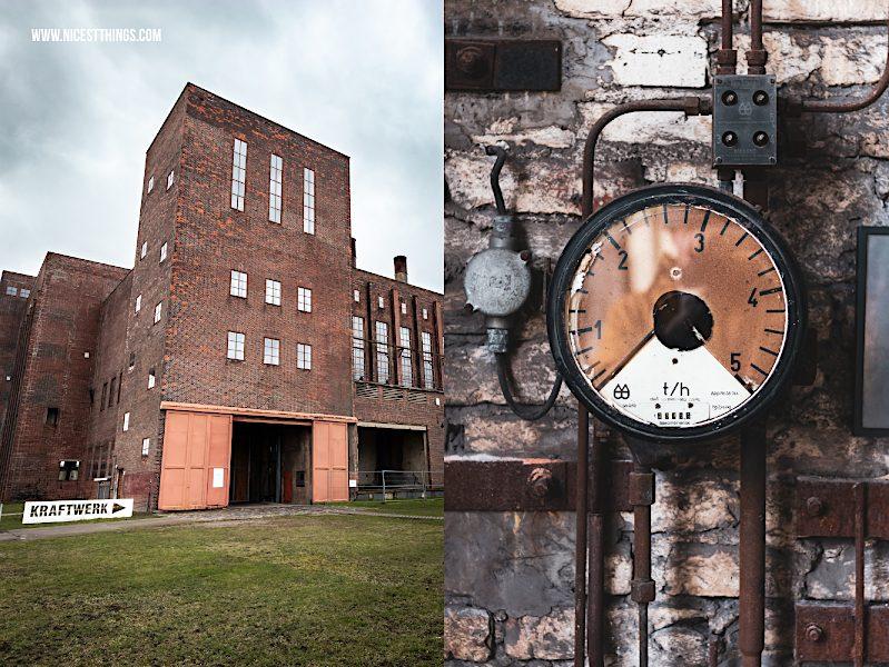 Usedom Tipps: Historisch-Technisches Museum Peenemünde Kraftwerk