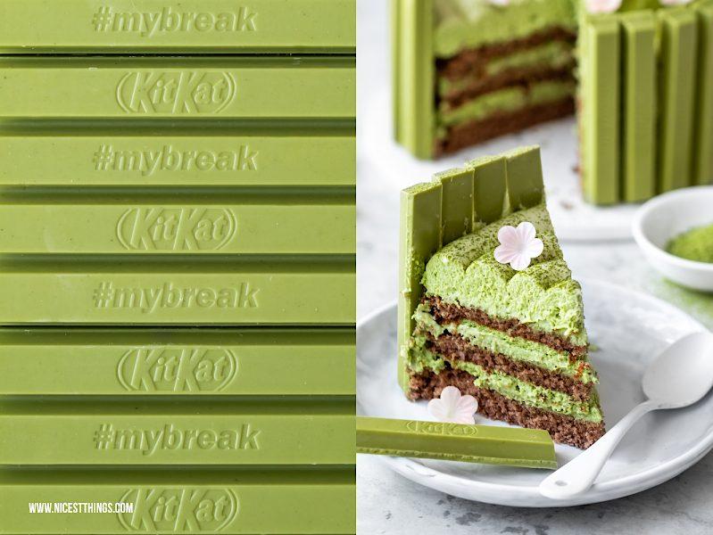 KitKat Matcha Kitkat Green Tea